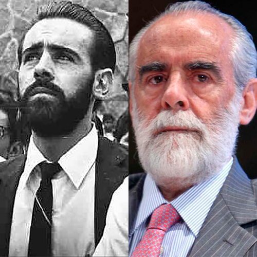 Diego Fernández de Cevallos cumple 77 años