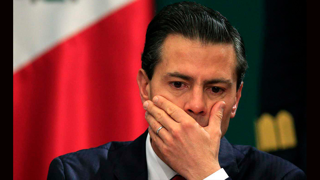 Ex novia de Peña Nieto es candidata de Movimiento Ciudadano