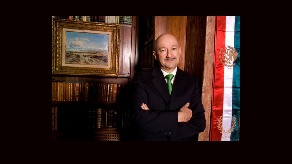 Qué políticos asistieron a la fiesta de Carlos Salinas de Gortari