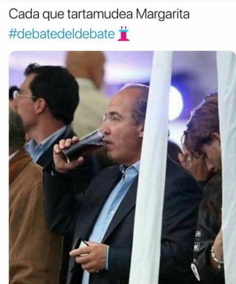 memes del Primer Debate 5