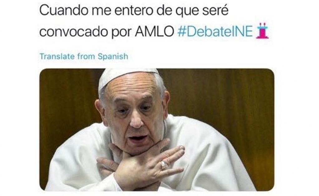 memes del Primer Debate 13