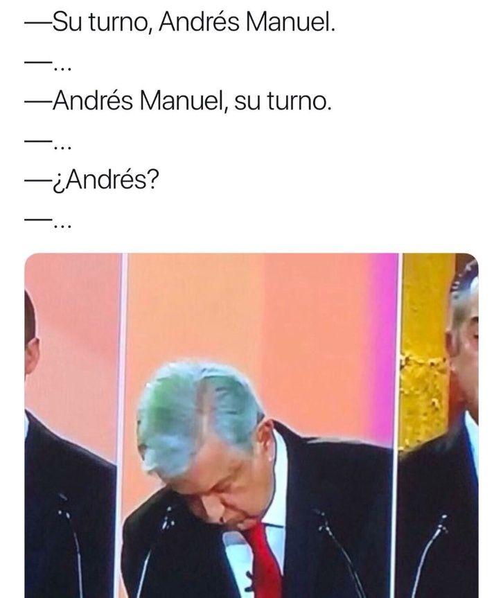 memes del Primer Debate 15