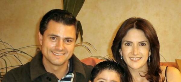Enrique Pena Nieto y Maritza Diaz 6