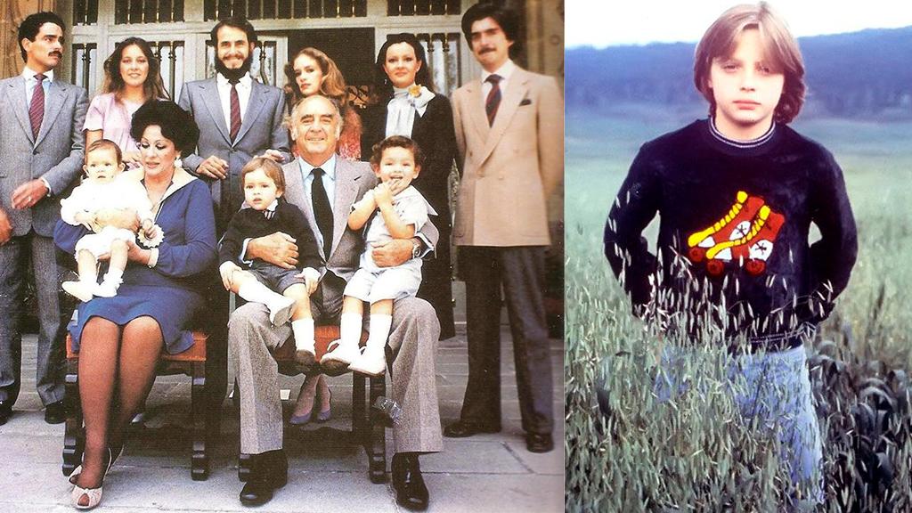 La relación entre Luis Miguel y los López Portillo