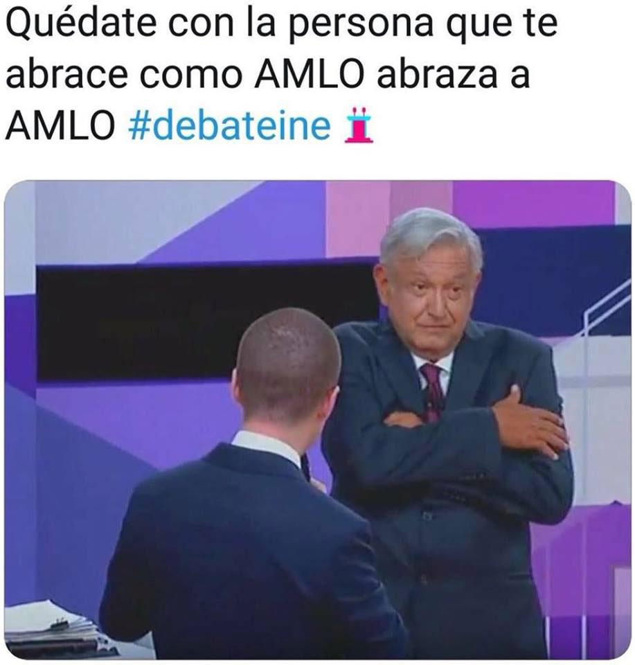 memes del Segundo Debate 4