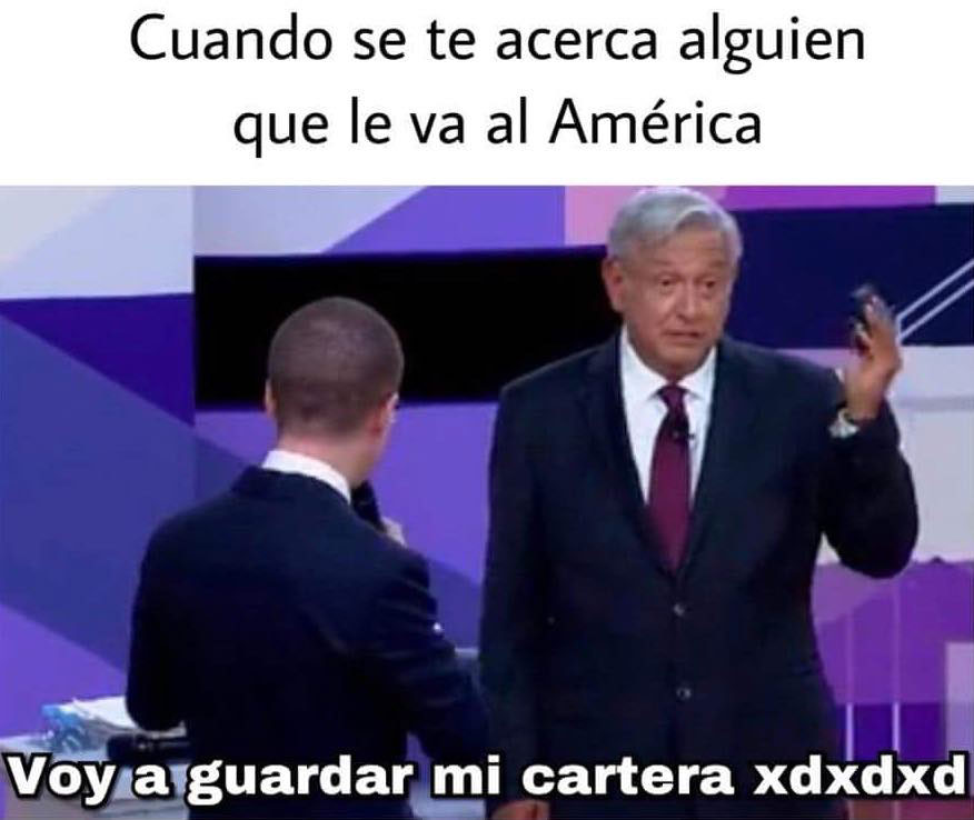 memes del Segundo Debate 6