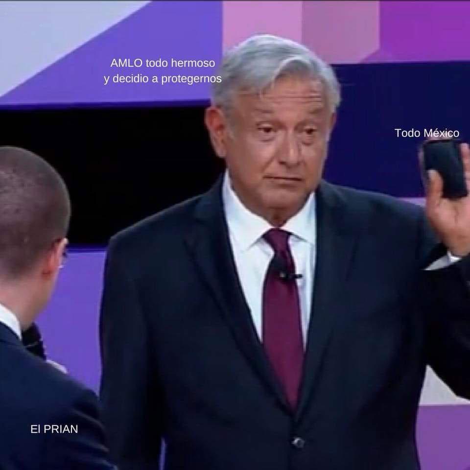 memes del Segundo Debate 7