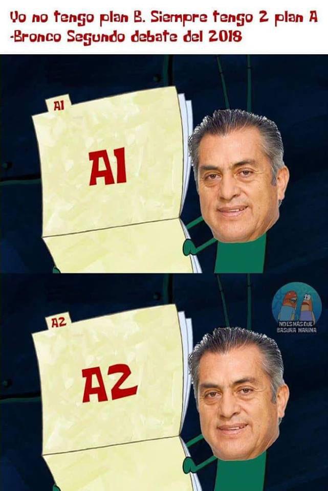 memes del Segundo Debate 14