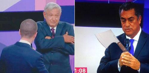 memes del Segundo Debate 15