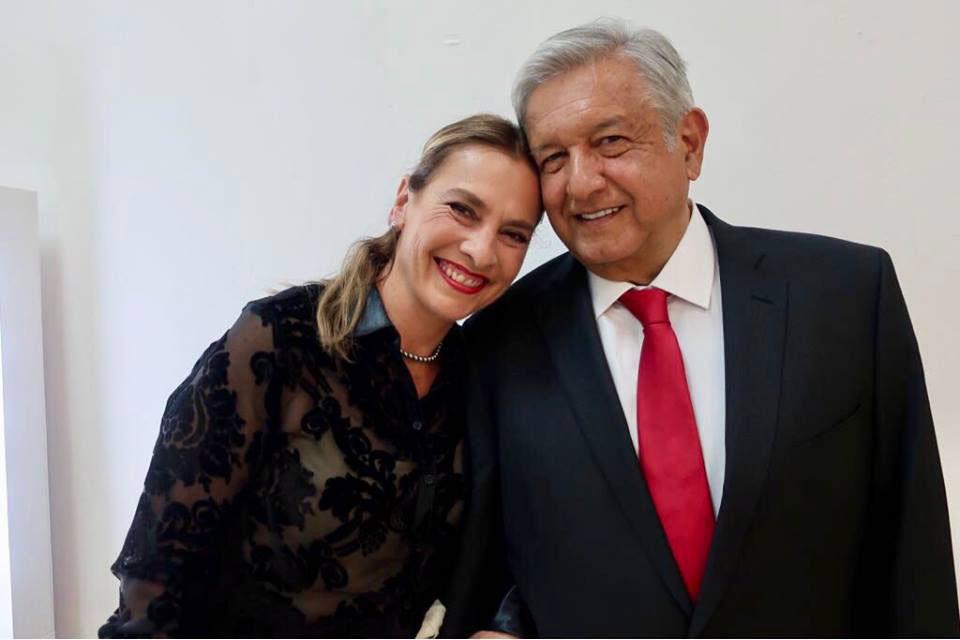 esposa de Lopez Obrador confiesa 3
