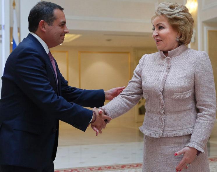 Ernesto Cordero pide nacionalidad rusa 5