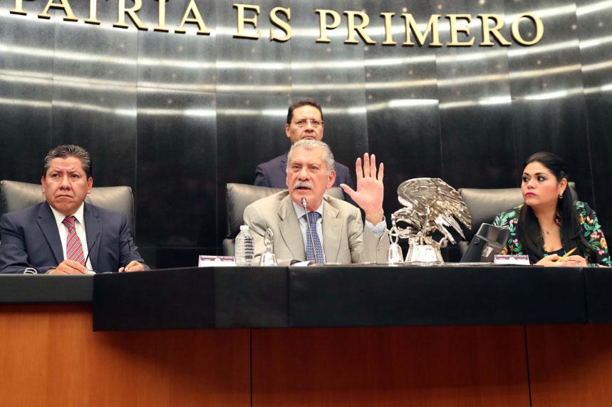 Senado pide difusion al INE 3