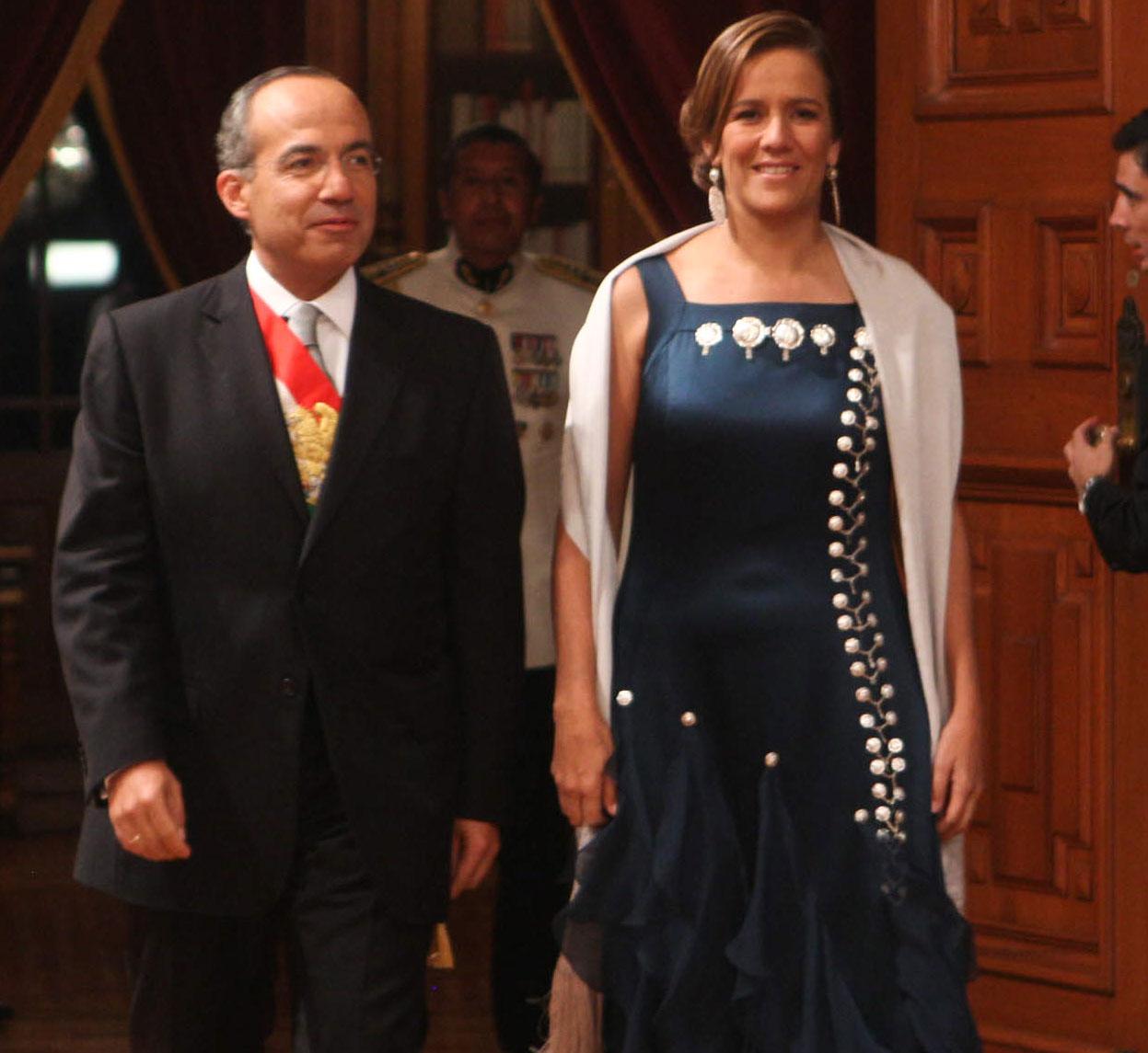Primeras Damas de Mexico 9