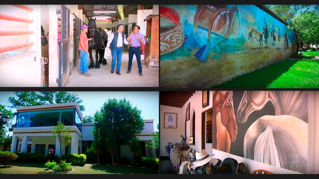 Así es la casa donde vive Jaime Rodríguez [El Bronco]