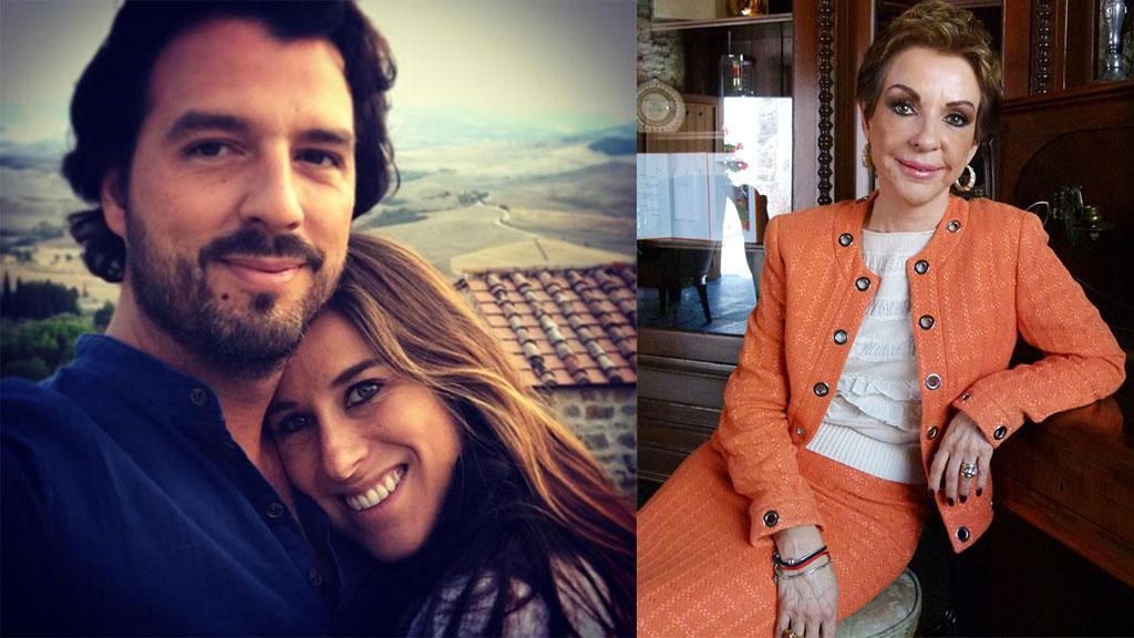 Nace la hija de Fernando Bribiesca y Ana Lucía Velázquez