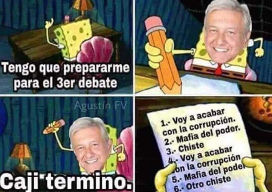 memes del tercer debate 7