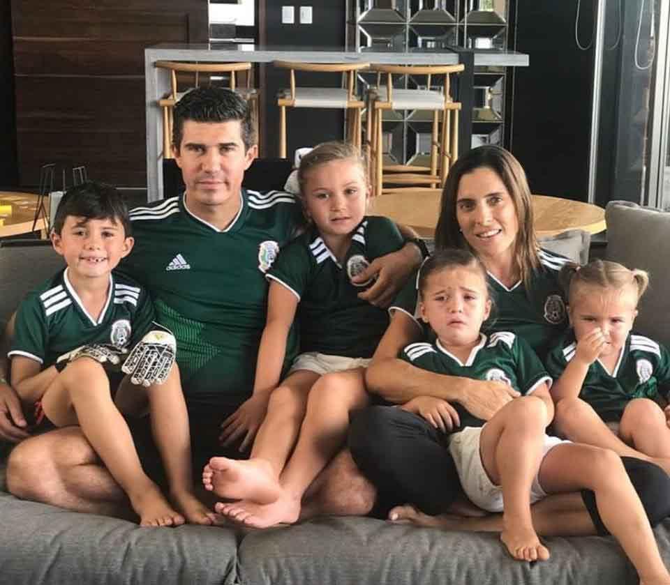 Seleccion Mexicana de futbol 5