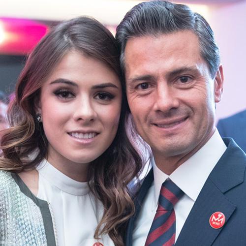El cambio de look de Paulina Peña Pretelini