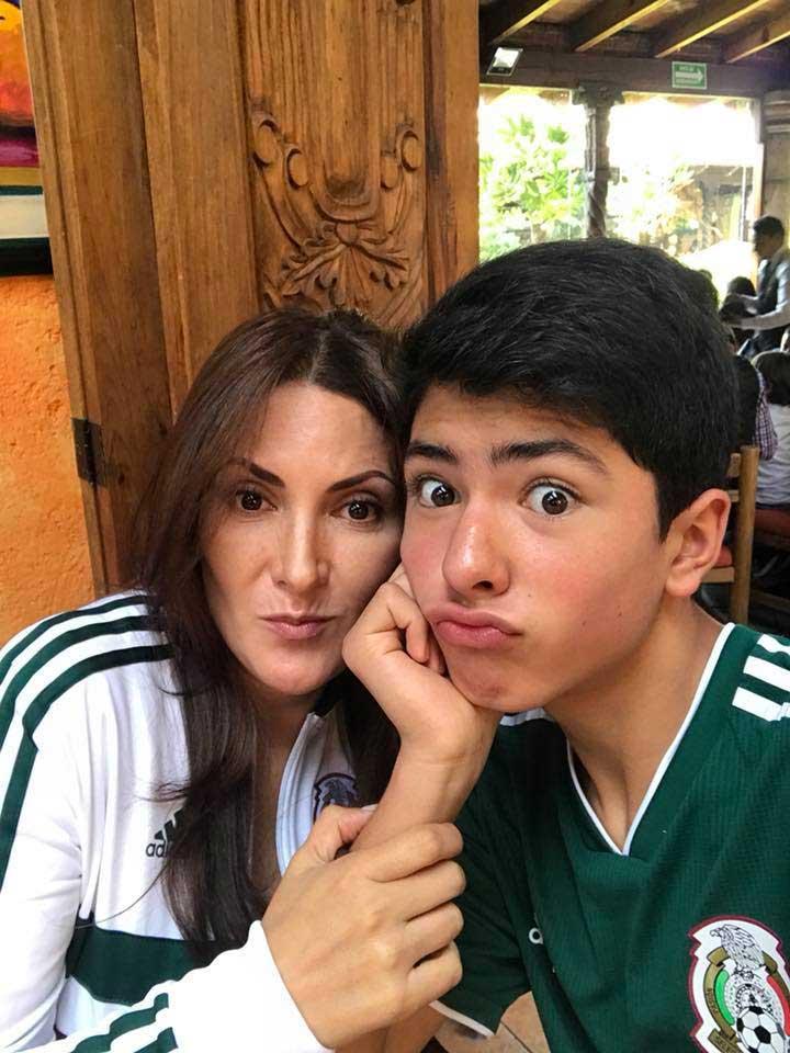 Enrique Pena Nieto y Maritza 3