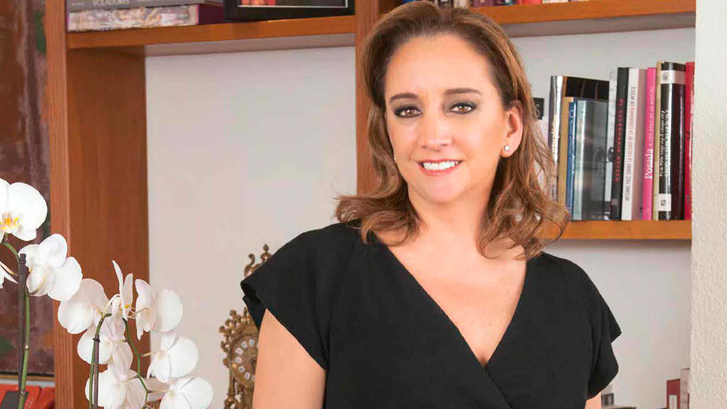 El cumpleaños 46 de Claudia Ruiz Massieu Salinas