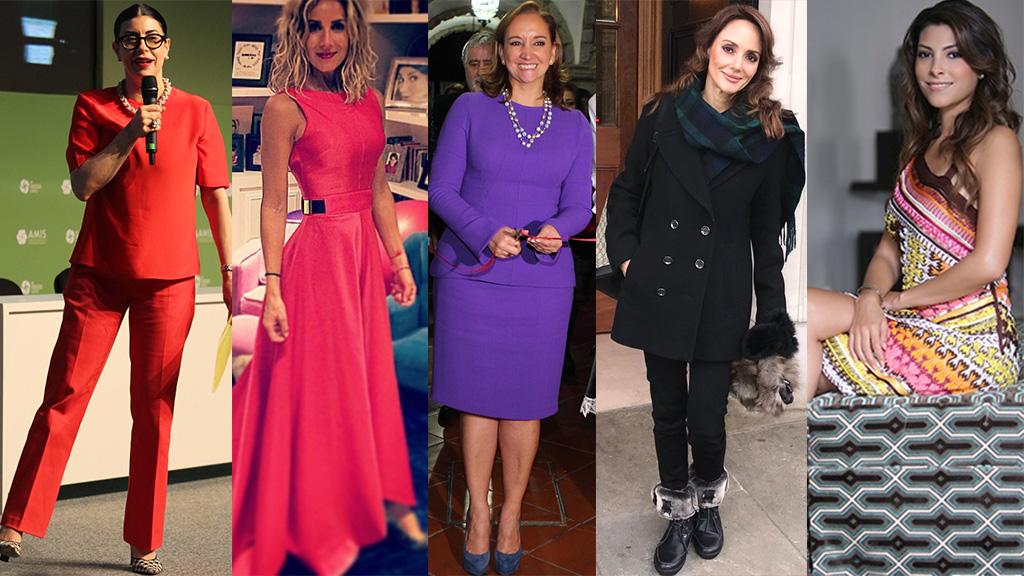 Las próximas fashionistas del Senado