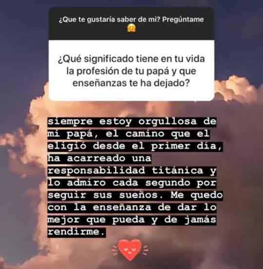 Paulina Pena manda mensaje 5