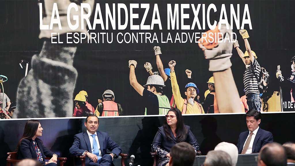 Edificios colapsados son prueba de corrupción: Ernesto Cordero