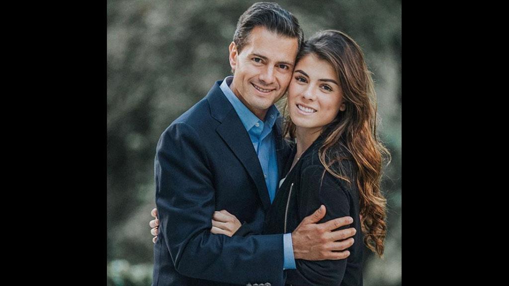 Con emotivo video, Enrique Peña Nieto fue felicitado por su hija