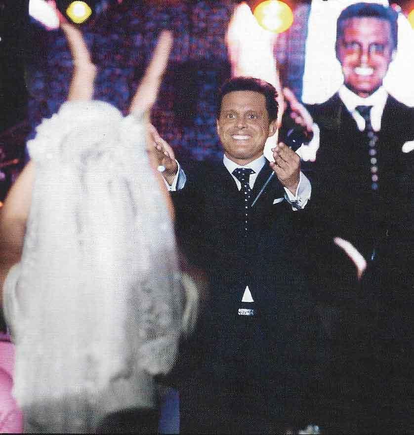 Luis Miguel y los Hank 5