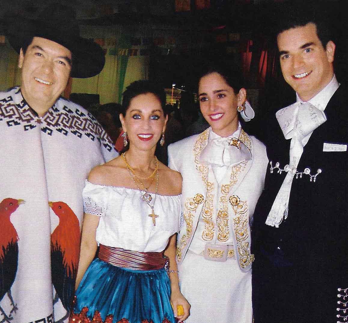 Luis Miguel y los Hank 7