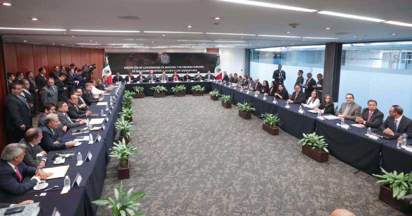 Senado de la Republica prepara su renovacion 3