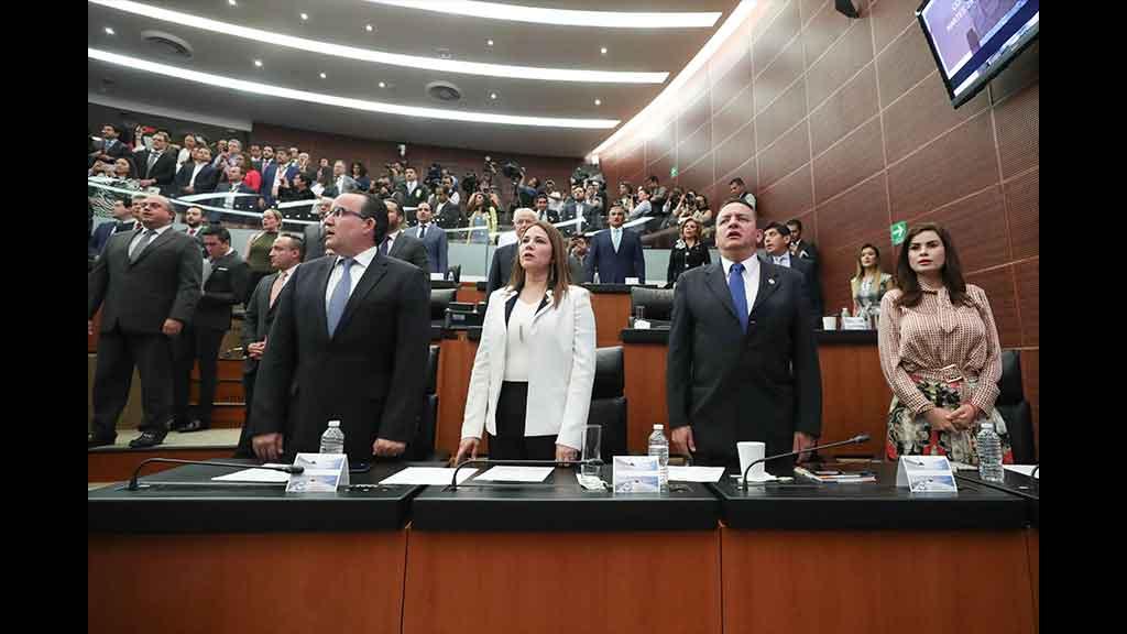 Informe de las tres comisiones de la Permanente