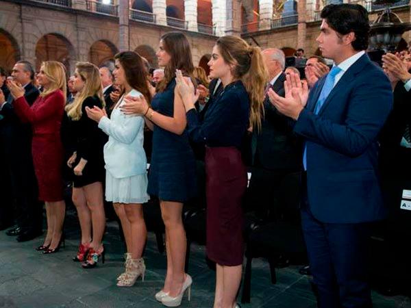 Pinos Teens en los Informes 2015