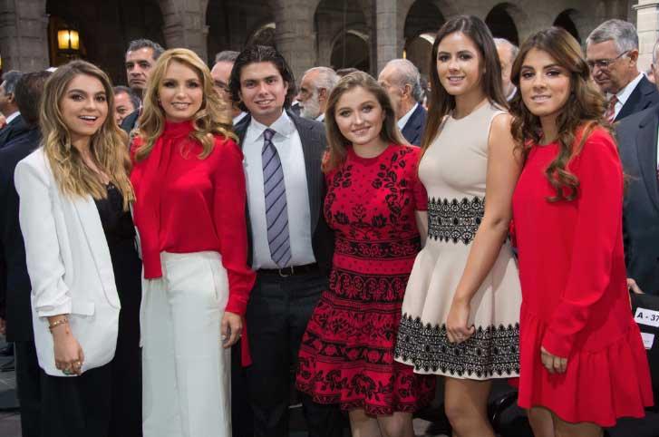 Pinos Teens en los Informes 2017