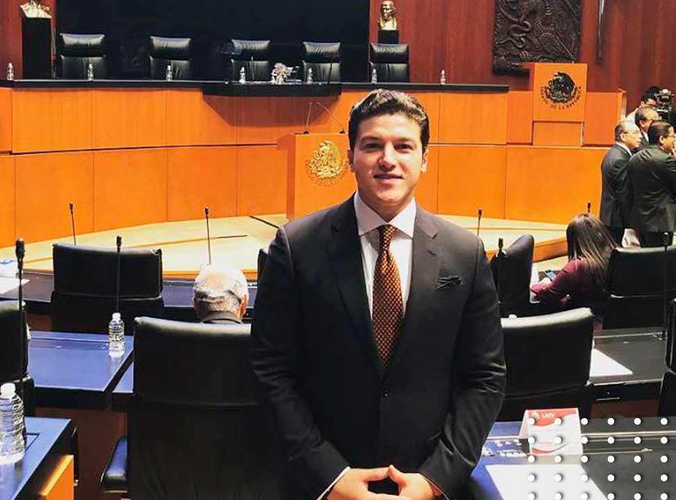 Samuel Garcia el narciso del Senado 6