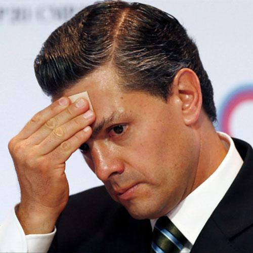 Enrique Peña Nieto sin el anillo de casado [FOTOS]