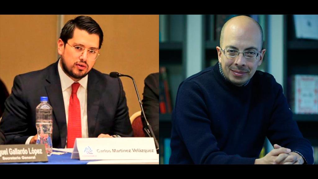 La relación de Carlos Martínez Velázquez y Jorge Volpi