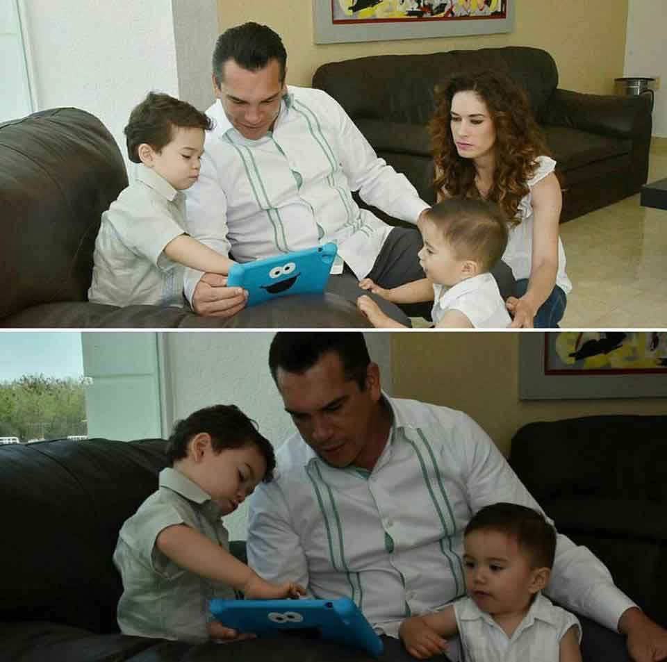 familiares de Alejandro Moreno 3