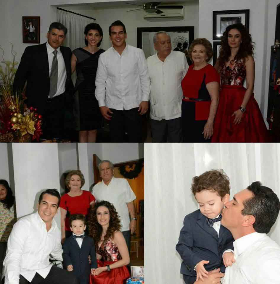 familiares de Alejandro Moreno 7