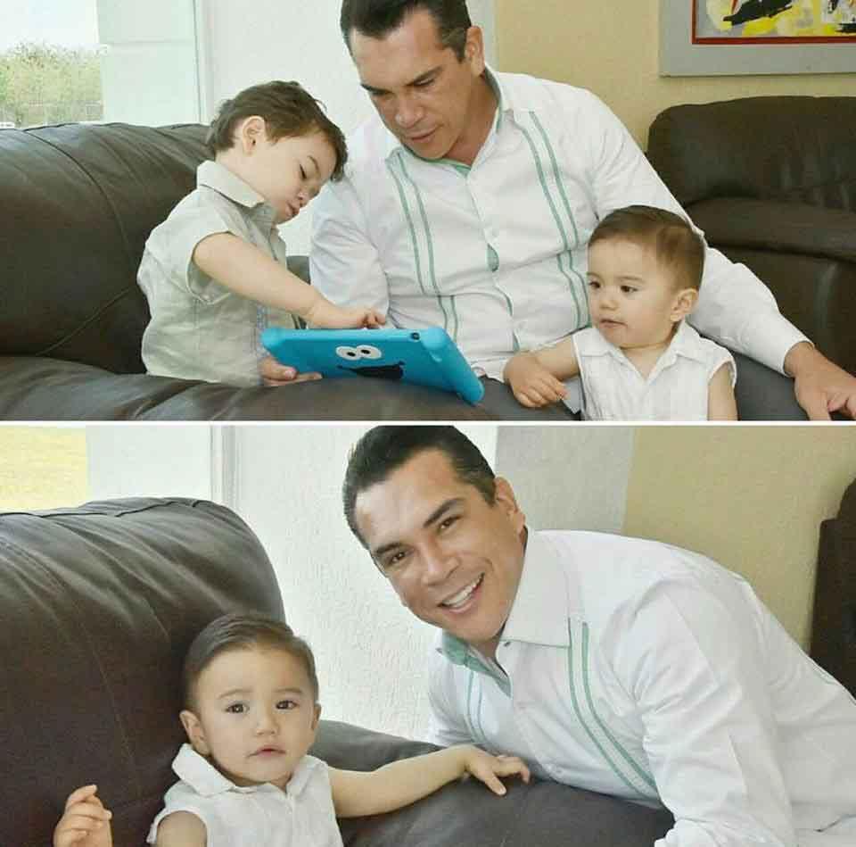 familiares de Alejandro Moreno 12