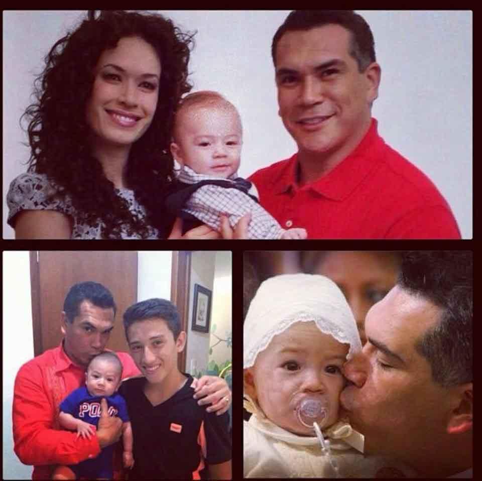 familiares de Alejandro Moreno 14
