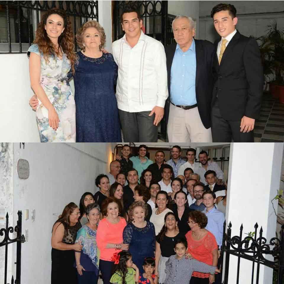 familiares de Alejandro Moreno 22