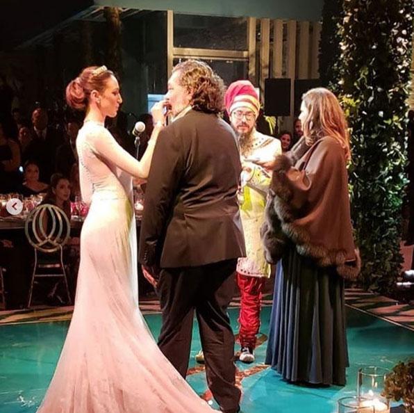 cuarta boda de Jorge Hank 3