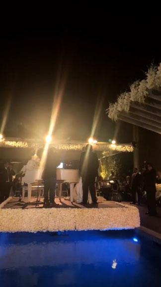 cuarta boda de Jorge Hank 11