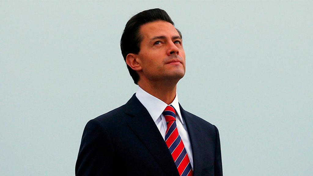 El aniversario de casado que Peña Nieto no presumió en redes