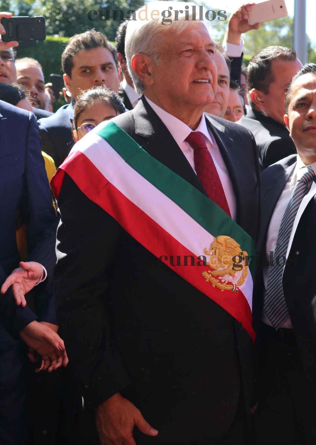 protesta de Andres Manuel 49