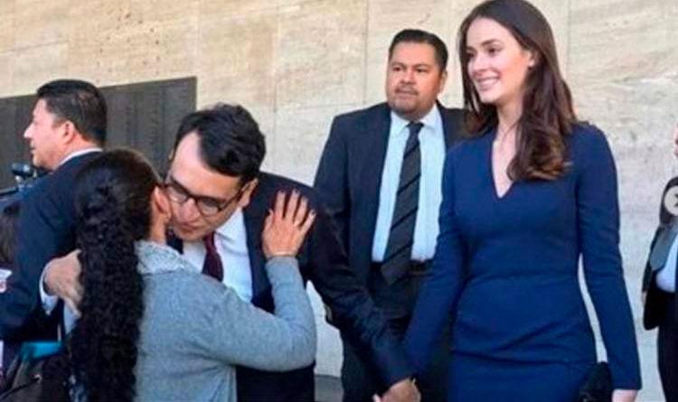 Andres Manuel Jr e Irene Esser 7