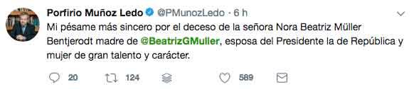 pesame a Beatriz Gutierrez 8