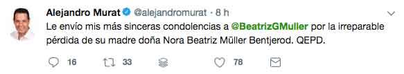 pesame a Beatriz Gutierrez 10