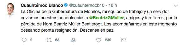 pesame a Beatriz Gutierrez 15